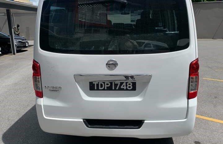 Nissan E26 15 seater bus full